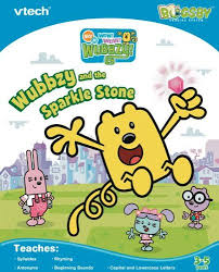 vtech bugsby reading system book wow wow wubbzy sparkle