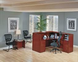 Office Chair On Laminate Floor Reception Stations Long Island Manhattan Brooklyn Queens Nyc