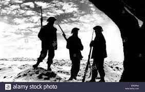 jeep front silhouette ww2 british army soldiers in stock photos u0026 ww2 british army