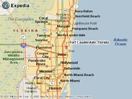 map of ft lauderdale jeffrey pealer s web page