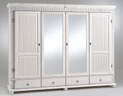 Schlafzimmerschrank Schiebet En Schrank Weiß Schiebetüren Spiegel Gispatcher Com