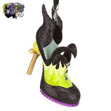 disney parks runway shoe ornament collection disney villains