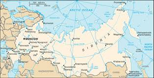russia map by population the world factbook central intelligence agency