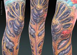 bio organic tattoo designs tattoo society magazine