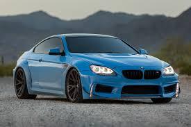 bmw m6 blue bmw m6 prior design widebody 1612x1074 rebrn com