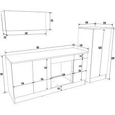 mesure en cuisine meuble de cuisine sur mesure sur croque mesure dish