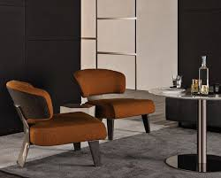 Large Armchair Creed Large Armchair By Minotti By Rodolfo Dordoni For Minotti