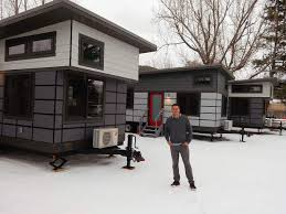 tiny houses for rent colorado aspen skiing co joins tiny house nation with experimental housing