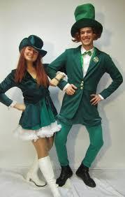 Leprechaun Costume Leprechaun Couples Costume Creative Costumes