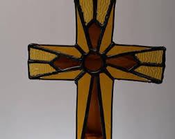 mini stained glass ls stained glass cross pravoslavni krst
