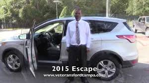 ford cars 2015 ford escape tampa ford dealer veterans ford cars suv and