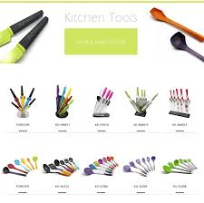 Kitchen Cooking Utensils Names by 2016 Kitchen Utensils Brands With Arching Handle Buy Kitchen