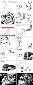 Troll Meme Comics - le pigeon killer view more rage comics at http leragecomics
