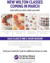 Cake Decorating Classes Utah Learn How To Decorate Cakes Like A Pro Exclusive Wilton Method Now