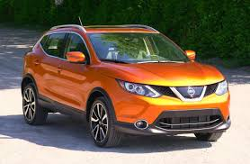 orange nissan rogue 2017 nissan rogue sport first drive mark elias media services
