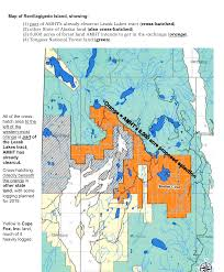 Petersburg Alaska Map by Stop Amht U0027s Tongass Land Swap Ask For A Federal Buyout Urgent