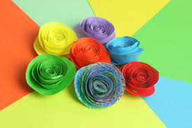 9 easy ways to make a rainbow rose with pictures