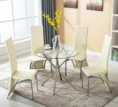 elegant dining table chairs set u2013 kims warehouse