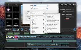 movie edit pro merge video image editor on the mac app store