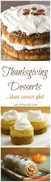 when is thanksgiving 2008 non pie thanksgiving desserts pinch my salt