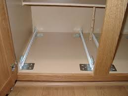 installing pull out drawers in kitchen cabinets all installation instructions install pull out shelves shelf