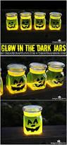 halloween glow in the dark pumpkin jars the 36th avenue