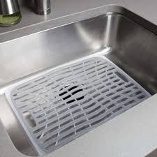 kitchen sink drainer mat 6 full size of other new rubber