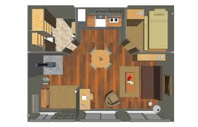 Container Homes Floor Plan How To Build Tin Can Cabin