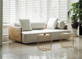 Sleeper Sofa Modern Design White Modern Sleeper Sofa Home Decor Furniture