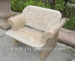 Stone Chair G682 Granite Chair Stone Table Bench Chair Granite Garden Table