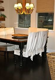 Chair Covers For Dining Room Chairs 23 Best Chair Covers Images On Pinterest Dining Room Chairs