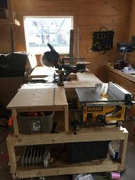 where can i borrow a table saw made a all in one workbench album on imgur
