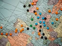 Map Pins Download Travel Map Pins Major Tourist Attractions Maps