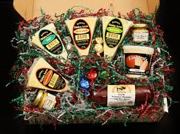 sausage gift baskets marys variety cheese and sausage gift eichtens artisan cheese