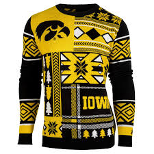iowa hawkeye sweater ncaa 2015 patches crew neck sweater iowa