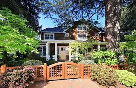 stunning craftsman home near the village california luxury homes