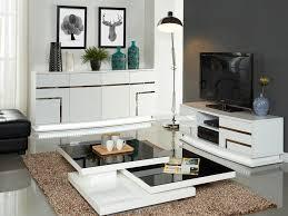 lacar muebles en blanco mueble tv mdf lacado negro o blanco con leds luminescence