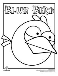 angry birds blue bird coloring birds juxtapost