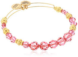 beaded wire bracelet images Alex and ani swarovski beaded rouge expandable wire jpg