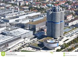 siege bmw bmw headquarters munich editorial photography image of landmark