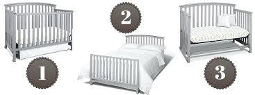 Graco Stanton Convertible Crib Black Graco Stanton Crib 4 In 1 Convertible Crib Graco Stanton Crib