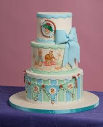 beatrix potter baby shower cake cakecentral com