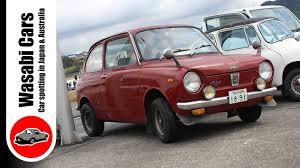 classic subaru old sporty u0027kei u0027 classic 1970 subaru r 2 ss youtube