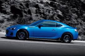 brz subaru turbo subaru said to be readying special brz possibly sti badged but
