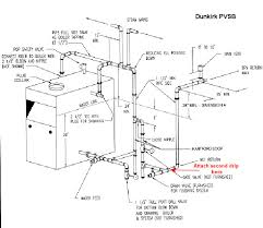 drawing of my near boiler piping u2014 heating help the wall