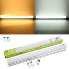 t5 lights for sale t5 28cm 5w white warm white led rigid tube light ac 165 265v led