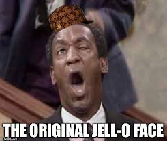 O Face Meme - bill cosby with hat imgflip