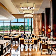 Open Kitchen Restaurant Design St Regis Luxury Hotel Tianjin China U2013 Promenade Restaurant Open