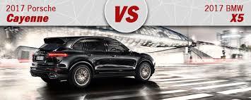 porsche cayenne vs bmw x5 compare 2017 bmw x5 vs porsche cayenne saddle river nj