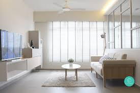 Cosy ScandinavianStyle HDB Flats And Condos You Must See The - Living room design singapore